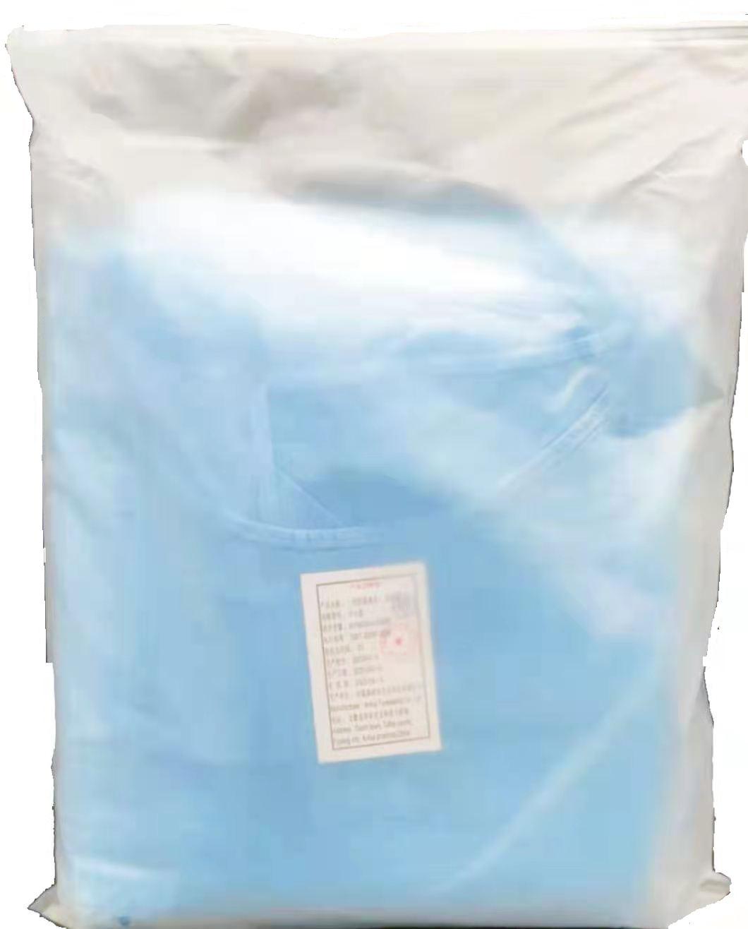 PP + PE Einwegschutzkittel mit Gummibänder , 20Stück/VE
