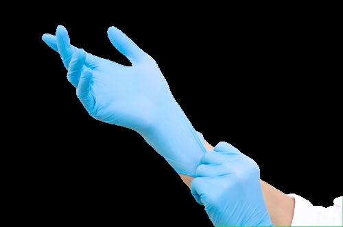 Nitril-Handschuhe AMY M,L,XL 1000St.( 1 Karton, 10x100er)
