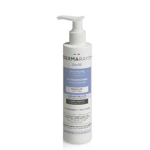 DERMARAYS Handreiniger mit antibakterie Chlorhexidin